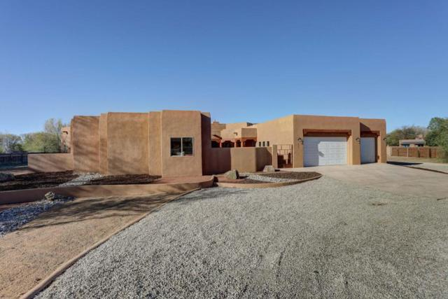 171 Valverde Road, Corrales, NM 87048 (MLS #903995) :: Rickert Property Group