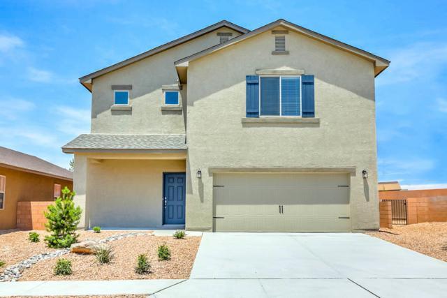 2908 Tierra Dorado Drive SW, Albuquerque, NM 87121 (MLS #904058) :: Your Casa Team