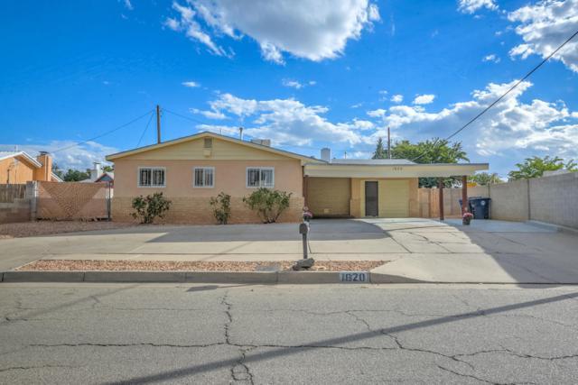 1820 La Poblana Road NW, Albuquerque, NM 87104 (MLS #904065) :: Your Casa Team