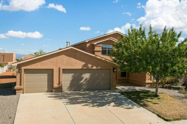 6209 Wildflower Pass NE, Rio Rancho, NM 87144 (MLS #904096) :: Campbell & Campbell Real Estate Services