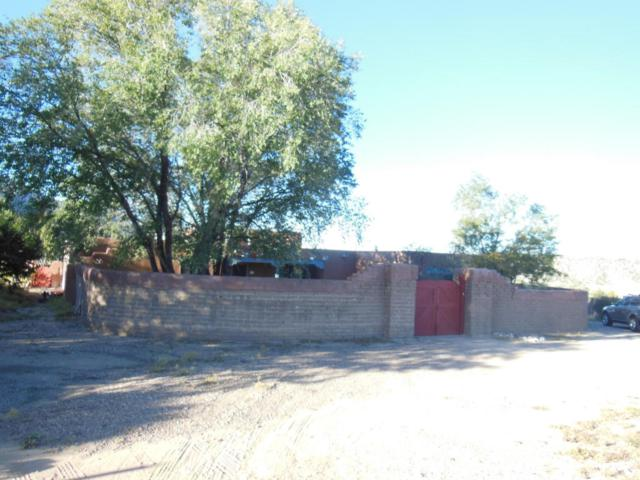 33 Camino De Las Huertas, Placitas, NM 87043 (MLS #904133) :: Rickert Property Group