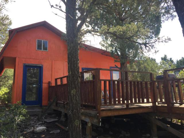 10 Wilson Road, Tijeras, NM 87059 (MLS #904151) :: Campbell & Campbell Real Estate Services