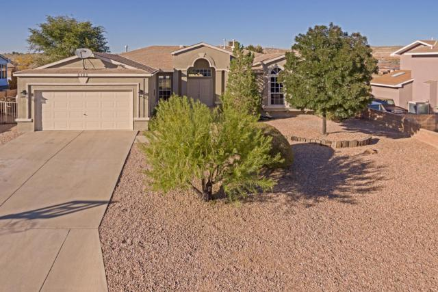 3105 Cascades Trail SE, Rio Rancho, NM 87124 (MLS #904175) :: Rickert Property Group