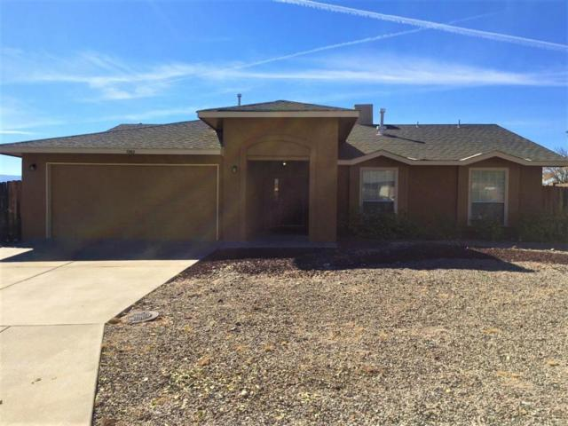 7262 Pajarito Road NE, Rio Rancho, NM 87144 (MLS #904179) :: Rickert Property Group