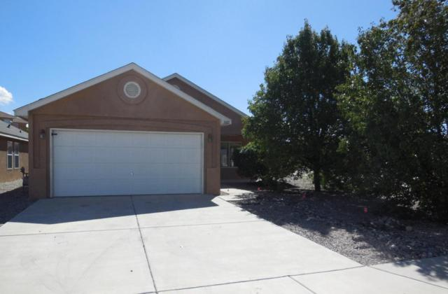 1602 Costilla Road NE, Rio Rancho, NM 87144 (MLS #904189) :: Rickert Property Group