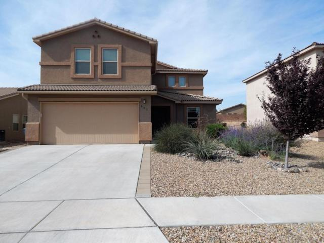 681 Creekside Avenue SW, Los Lunas, NM 87031 (MLS #904219) :: Rickert Property Group
