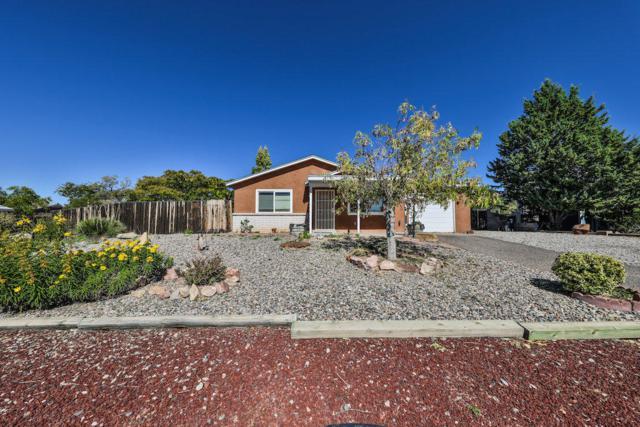 202 Saffin Drive SE, Rio Rancho, NM 87124 (MLS #904237) :: Rickert Property Group