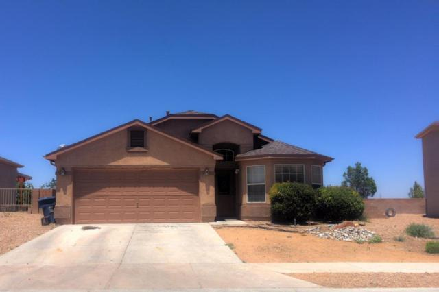 2711 Clear Sky Street SW, Los Lunas, NM 87031 (MLS #904285) :: Rickert Property Group