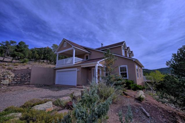 7 Amanda Court, Tijeras, NM 87059 (MLS #904302) :: Campbell & Campbell Real Estate Services
