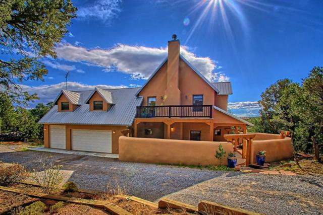 8 Anasazi Drive, Sandia Park, NM 87047 (MLS #904444) :: Campbell & Campbell Real Estate Services