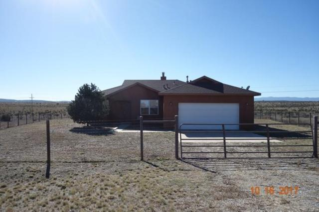 31 Evening Star Loop, Edgewood, NM 87015 (MLS #904447) :: Campbell & Campbell Real Estate Services