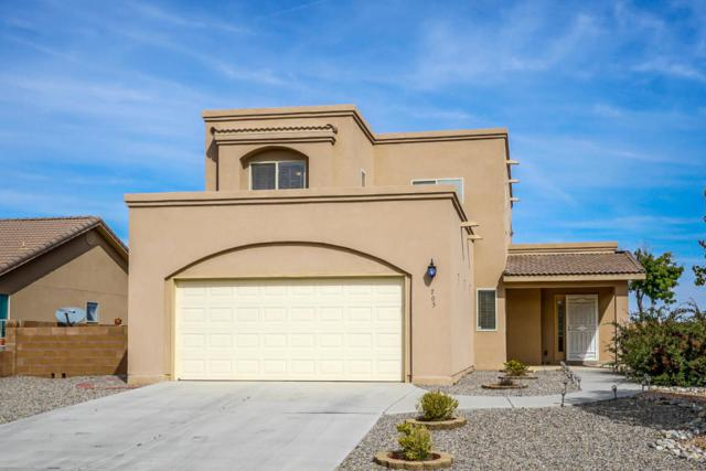 705 Loma Pinon Loop NE, Rio Rancho, NM 87144 (MLS #904506) :: Campbell & Campbell Real Estate Services