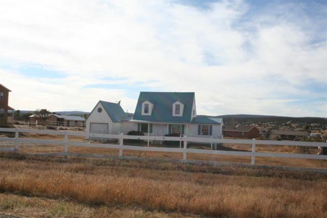 26 V Hill Road, Edgewood, NM 87015 (MLS #904538) :: Campbell & Campbell Real Estate Services