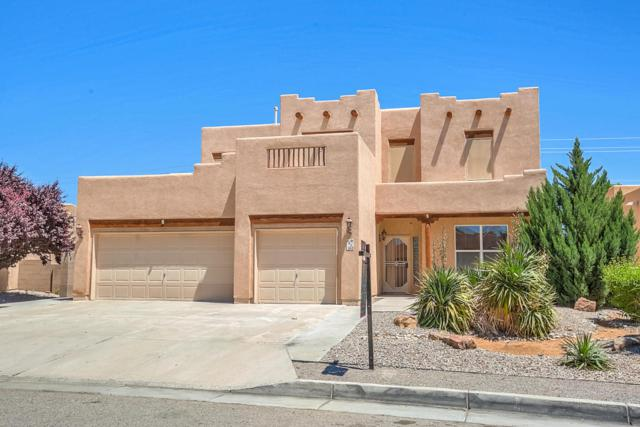 6620 Santo Lina Trail NW, Albuquerque, NM 87120 (MLS #904542) :: Campbell & Campbell Real Estate Services