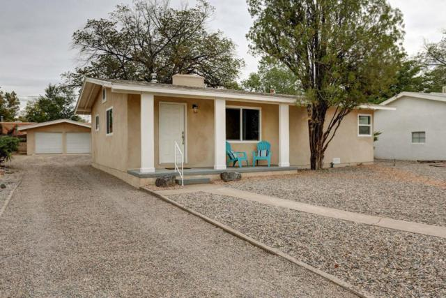 1010 Jackson Street SE, Albuquerque, NM 87108 (MLS #904543) :: Campbell & Campbell Real Estate Services