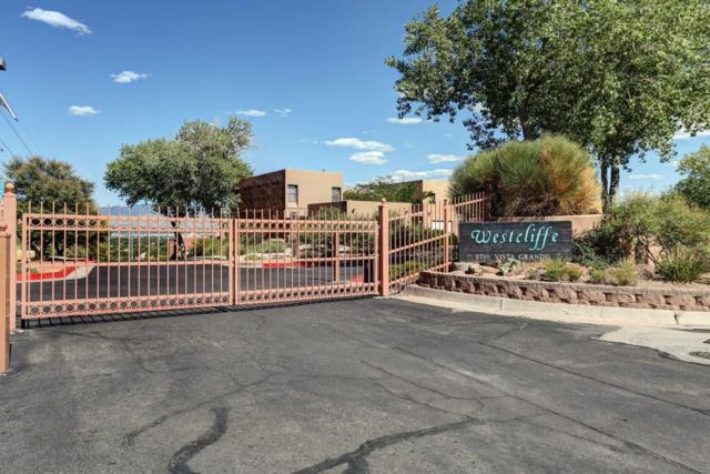 2700 Vista Grande Drive NW #45, Albuquerque, NM 87120 (MLS #904548) :: Campbell & Campbell Real Estate Services