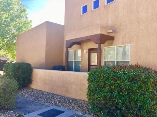 1536 Los Jardines Place NW, Albuquerque, NM 87104 (MLS #904553) :: Campbell & Campbell Real Estate Services