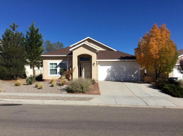 1453 Reynosa Loop SE, Rio Rancho, NM 87124 (MLS #904561) :: Campbell & Campbell Real Estate Services