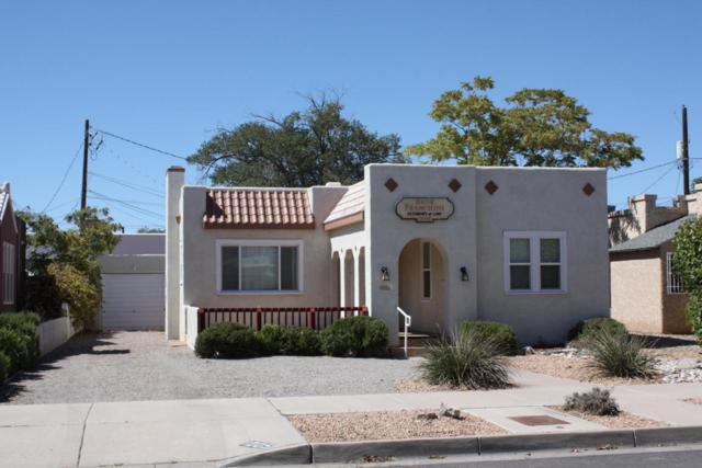 1005 5th NW, Albuquerque, NM 87102 (MLS #904792) :: Campbell & Campbell Real Estate Services