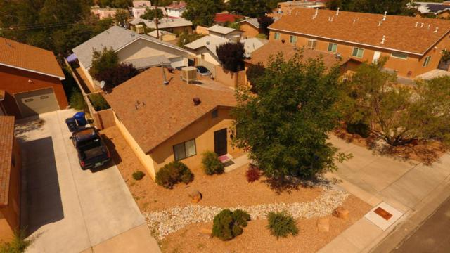 619 Madison Street NE, Albuquerque, NM 87110 (MLS #904951) :: Will Beecher at Keller Williams Realty
