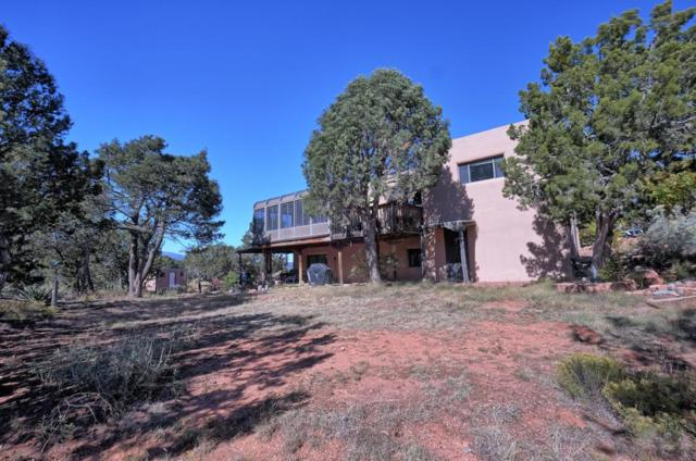 26 Olive Road, Sandia Park, NM 87047 (MLS #905198) :: Campbell & Campbell Real Estate Services