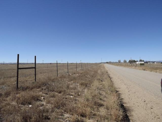 Thompson Road, Moriarty, NM 87035 (MLS #905645) :: Campbell & Campbell Real Estate Services