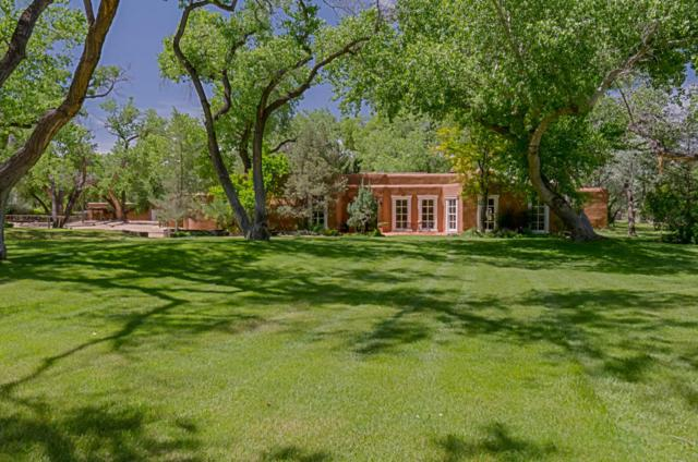 1278 Andrews Lane, Corrales, NM 87048 (MLS #905667) :: Campbell & Campbell Real Estate Services