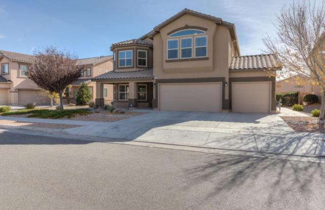8508 Wild Dunes Avenue NW, Albuquerque, NM 87120 (MLS #905739) :: Your Casa Team