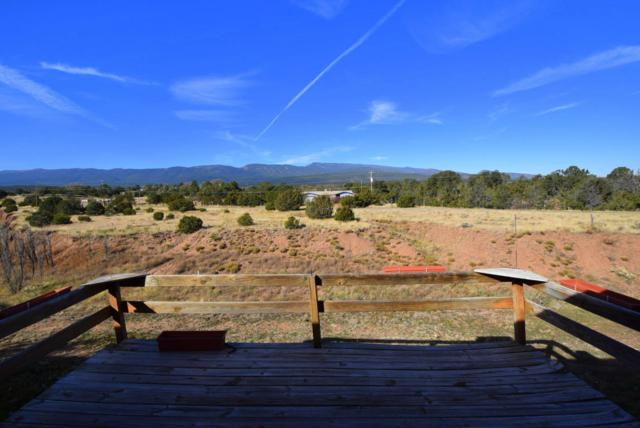 2 Lakeview Court, Sandia Park, NM 87047 (MLS #905796) :: Campbell & Campbell Real Estate Services