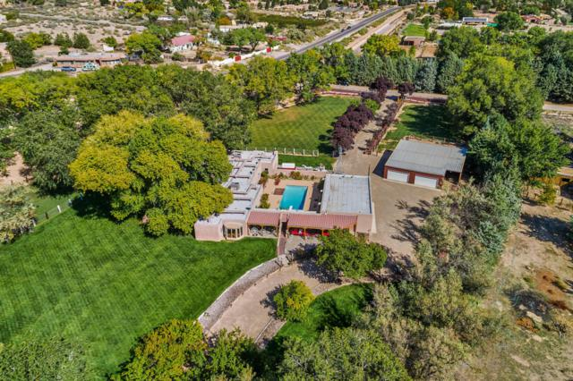 153 Quirks Lane, Corrales, NM 87048 (MLS #905873) :: Campbell & Campbell Real Estate Services