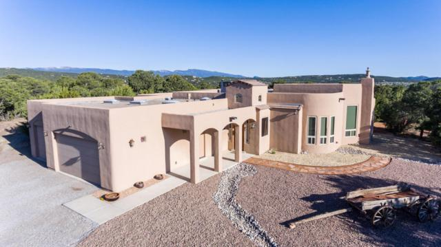 13 Western Trail Drive, Tijeras, NM 87059 (MLS #906033) :: Campbell & Campbell Real Estate Services