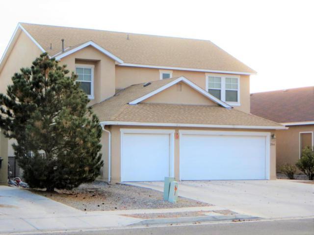2044 Ensenada Circle SE, Rio Rancho, NM 87124 (MLS #906058) :: Campbell & Campbell Real Estate Services
