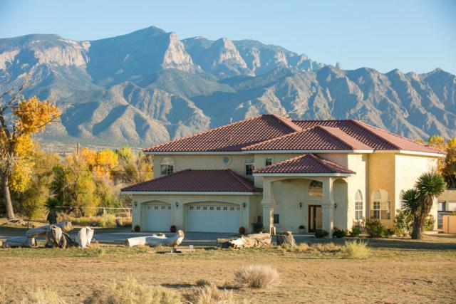 300 Sheriffs Posse Road, Bernalillo, NM 87004 (MLS #906176) :: Campbell & Campbell Real Estate Services