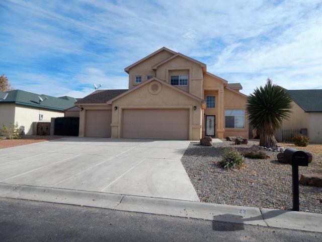 22 Parador Road, Los Lunas, NM 87031 (MLS #906181) :: Campbell & Campbell Real Estate Services