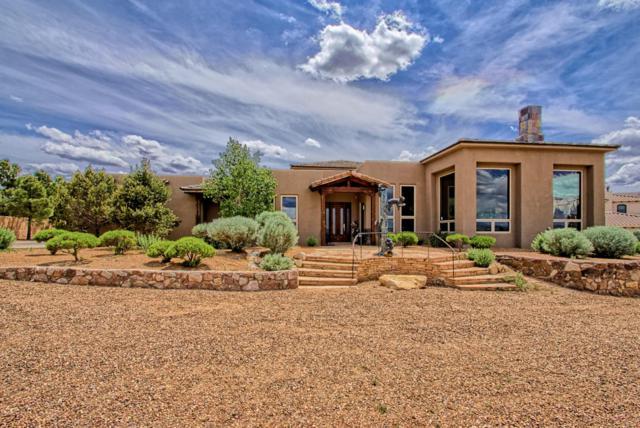 7200 Elena Drive NE, Albuquerque, NM 87113 (MLS #906201) :: Your Casa Team