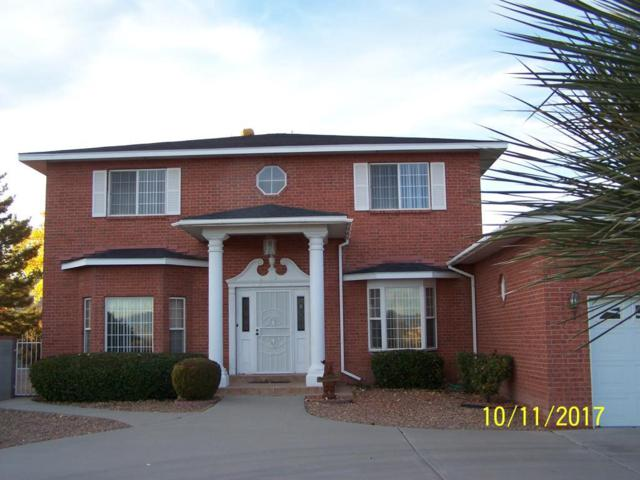 1131 Crestview Drive SW, Los Lunas, NM 87031 (MLS #906206) :: Campbell & Campbell Real Estate Services