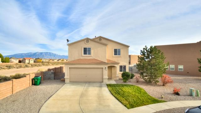 3532 Old Mill Road NE, Rio Rancho, NM 87144 (MLS #906283) :: Campbell & Campbell Real Estate Services