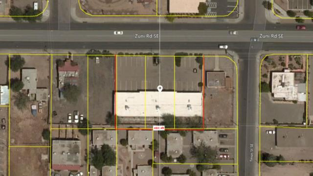 8308 Zuni Road SE, Albuquerque, NM 87108 (MLS #906324) :: Campbell & Campbell Real Estate Services