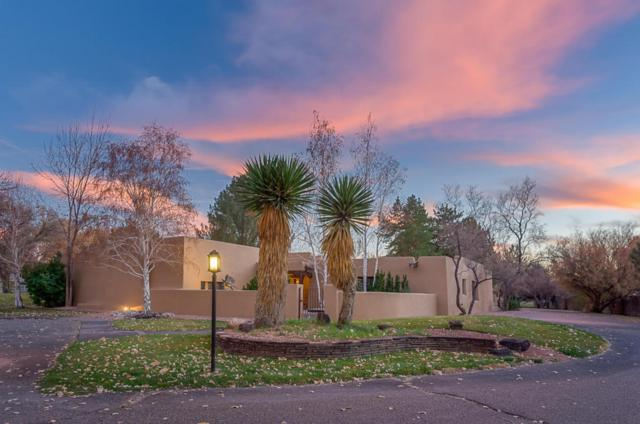 30 Camino De La Paloma Road, Corrales, NM 87048 (MLS #906360) :: Will Beecher at Keller Williams Realty