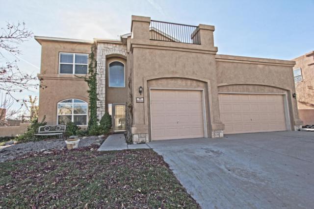 6601 Freemont Hills Loop NE, Rio Rancho, NM 87144 (MLS #906385) :: Your Casa Team
