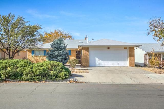 2509 Landman Drive NE, Albuquerque, NM 87112 (MLS #906466) :: Your Casa Team