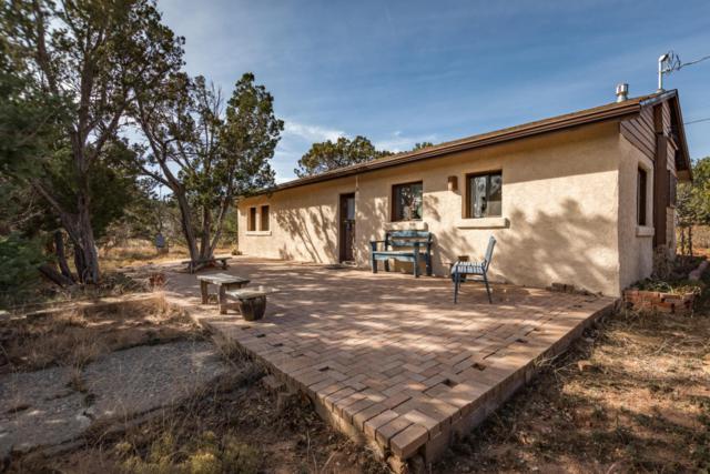 140 Frost Road, Sandia Park, NM 87047 (MLS #906509) :: Will Beecher at Keller Williams Realty
