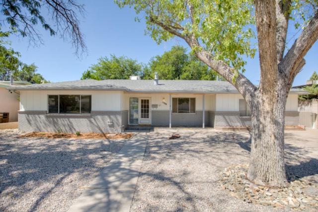 1509 Mesilla Street NE, Albuquerque, NM 87110 (MLS #906517) :: Your Casa Team