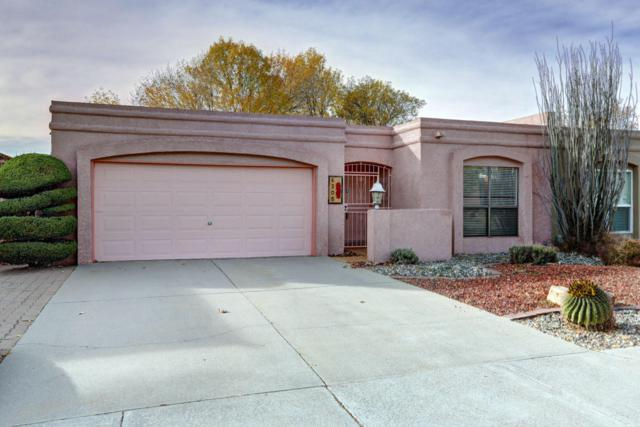 6305 Annapolis Drive NE, Albuquerque, NM 87111 (MLS #906523) :: Your Casa Team