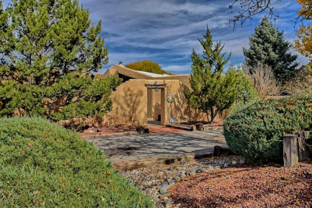 1104 El Alhambra Circle NW, Los Ranchos, NM 87107 (MLS #906558) :: Rickert Property Group