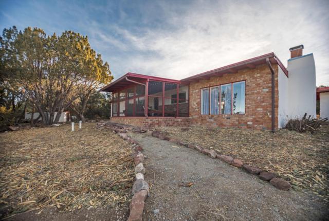 420 Frost Road, Sandia Park, NM 87047 (MLS #906702) :: Will Beecher at Keller Williams Realty