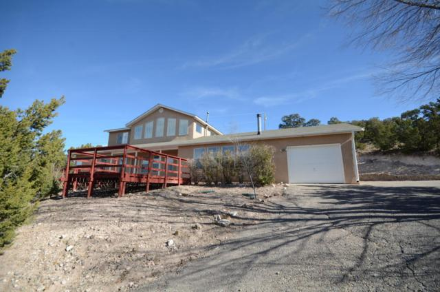 45 Puntilla Drive, Tijeras, NM 87059 (MLS #906882) :: Will Beecher at Keller Williams Realty