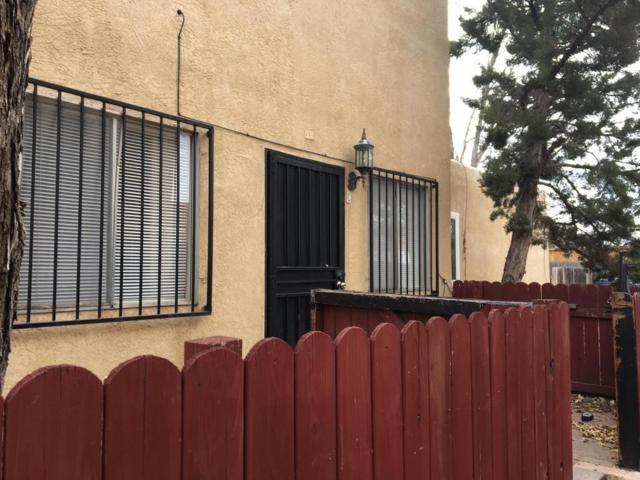 12014 Stilwell Place NE Apt C, Albuquerque, NM 87112 (MLS #906938) :: Will Beecher at Keller Williams Realty