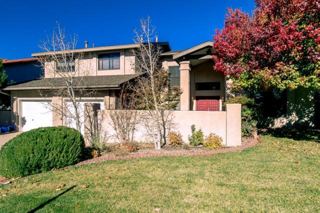 9415 Seabrook Drive NE, Albuquerque, NM 87111 (MLS #906984) :: Rickert Property Group