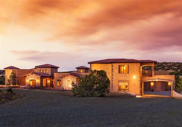 33 Via Entrada, Sandia Park, NM 87047 (MLS #907007) :: Will Beecher at Keller Williams Realty